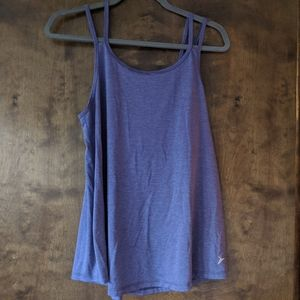 Two Old Navy maternity active wear tops
